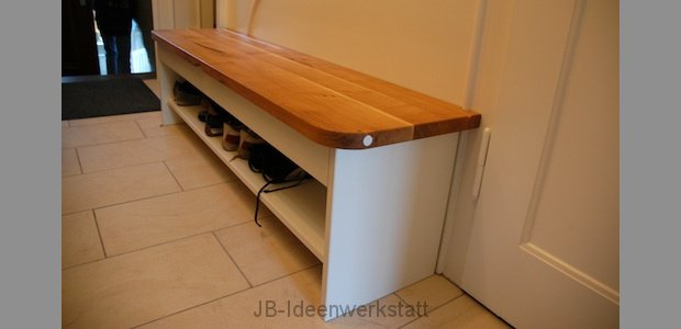 garderobe jb ideenwerkstatt. Black Bedroom Furniture Sets. Home Design Ideas